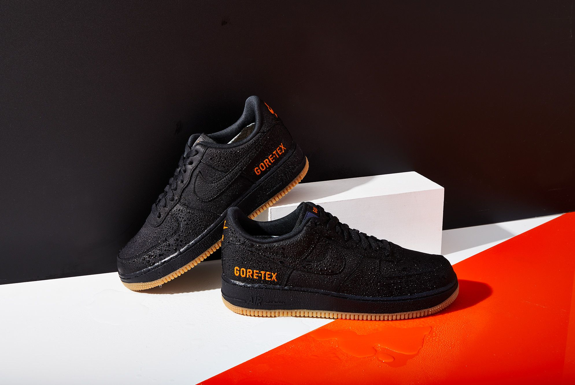 Nike's Air Force 1 Gore Tex Review Best Men's Sneakers for