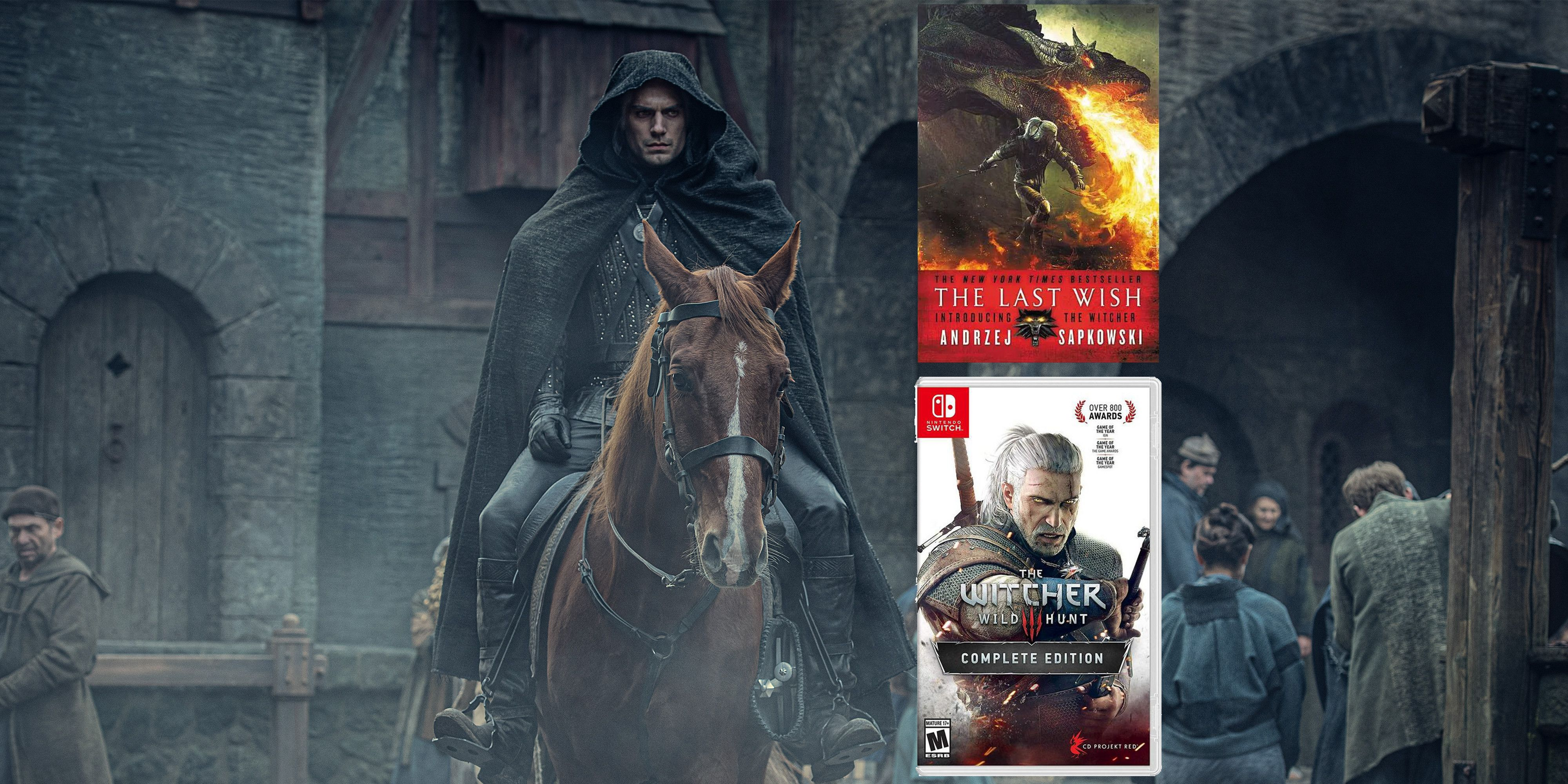 Netflix's The Witcher Is Massive Streaming Hit. But There's a Lot More to Explore in This Fantasy World.