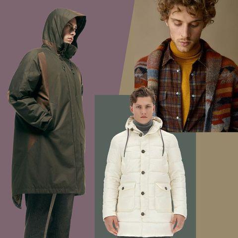 Clothing, Outerwear, Jacket, Sleeve, Hood, Coat, Fashion, Parka, Overcoat, Neck,