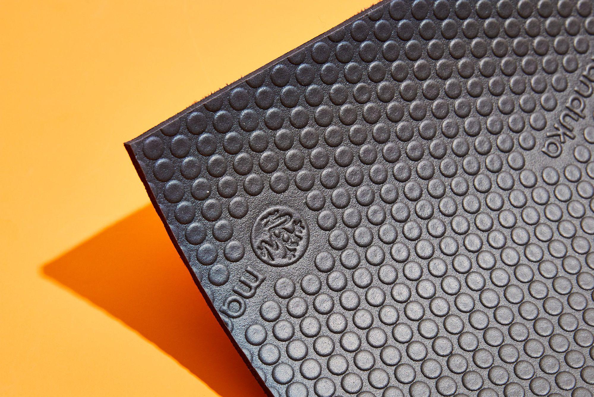 Best Hot Yoga Mat For Sweat Absorption Is Manduka Grp Mat