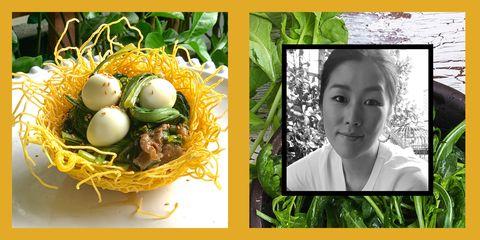 laura kim birds nest recipe