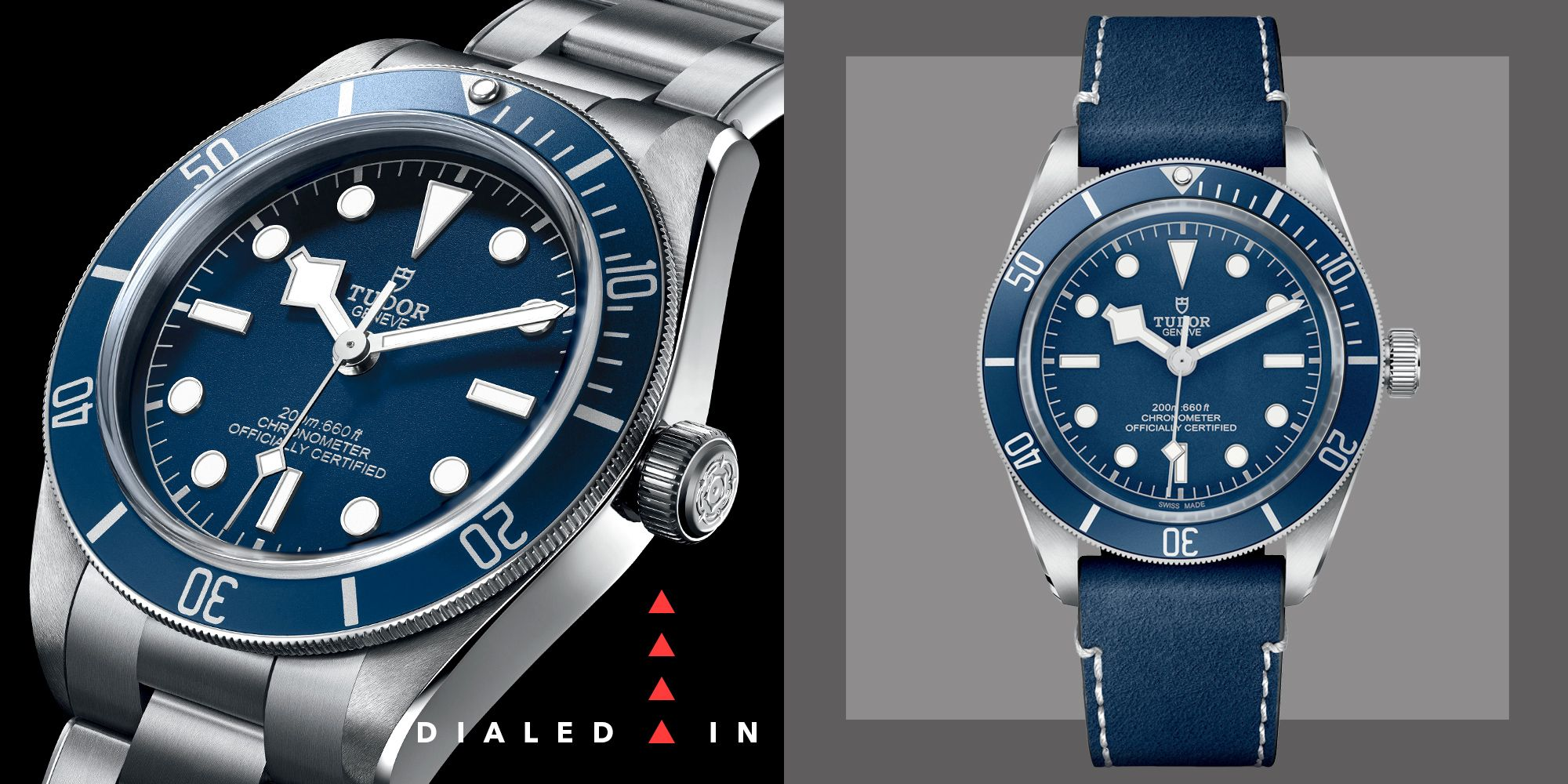 Tudor's Instant-Classic Black Bay Fifty-Eight Just Got the Blues