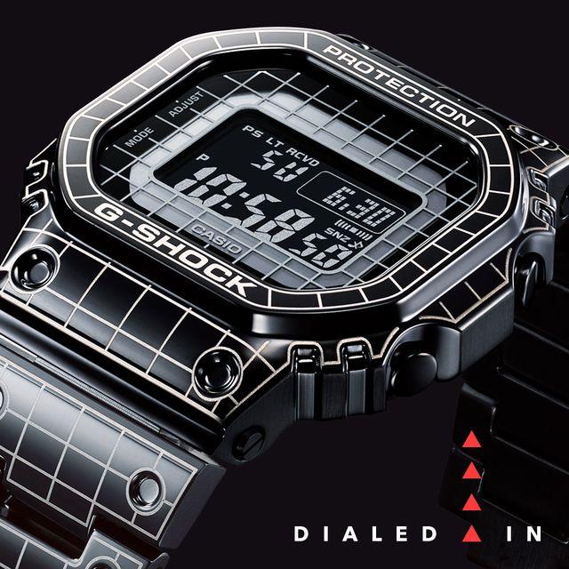g shock gmwb5000cs 1 'tron' watch