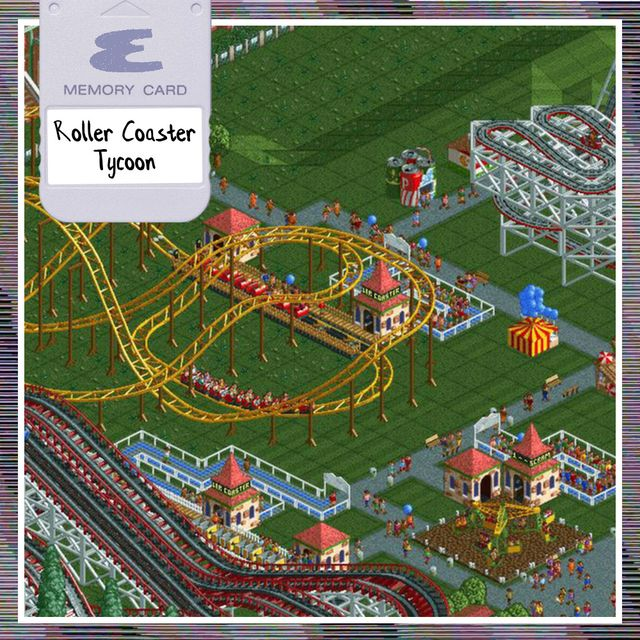 roller coaster tycoon review