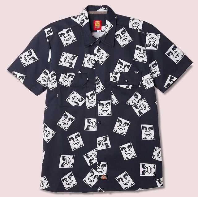 obey dickies shirt