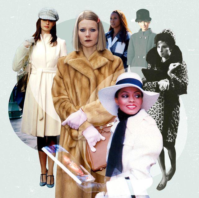 famous movie coats