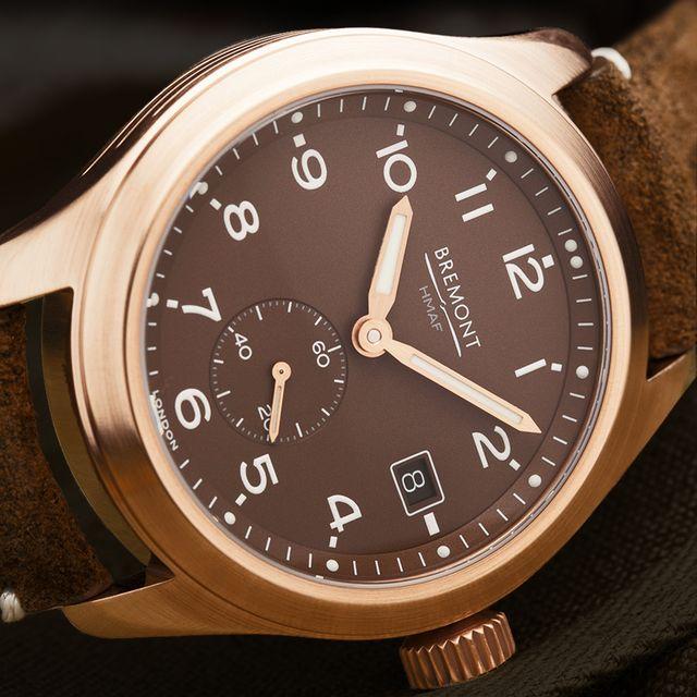 bremont broadsword bronze watch