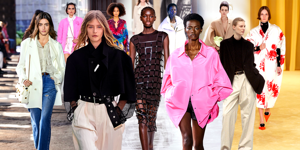 Spring 2021 Fashion Trends - Fashion Trends from Spring 2021