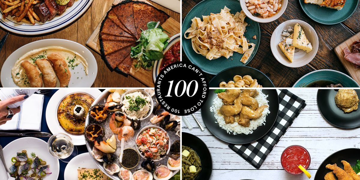 100 Restaurants America Can't Afford to Lose