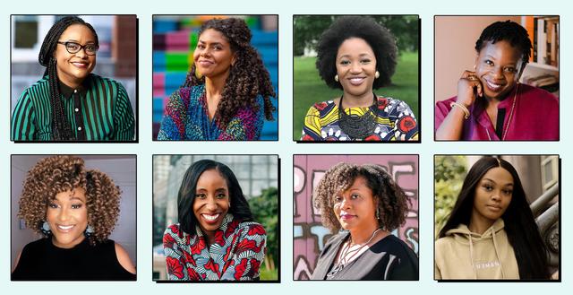 black women on the biden administration
