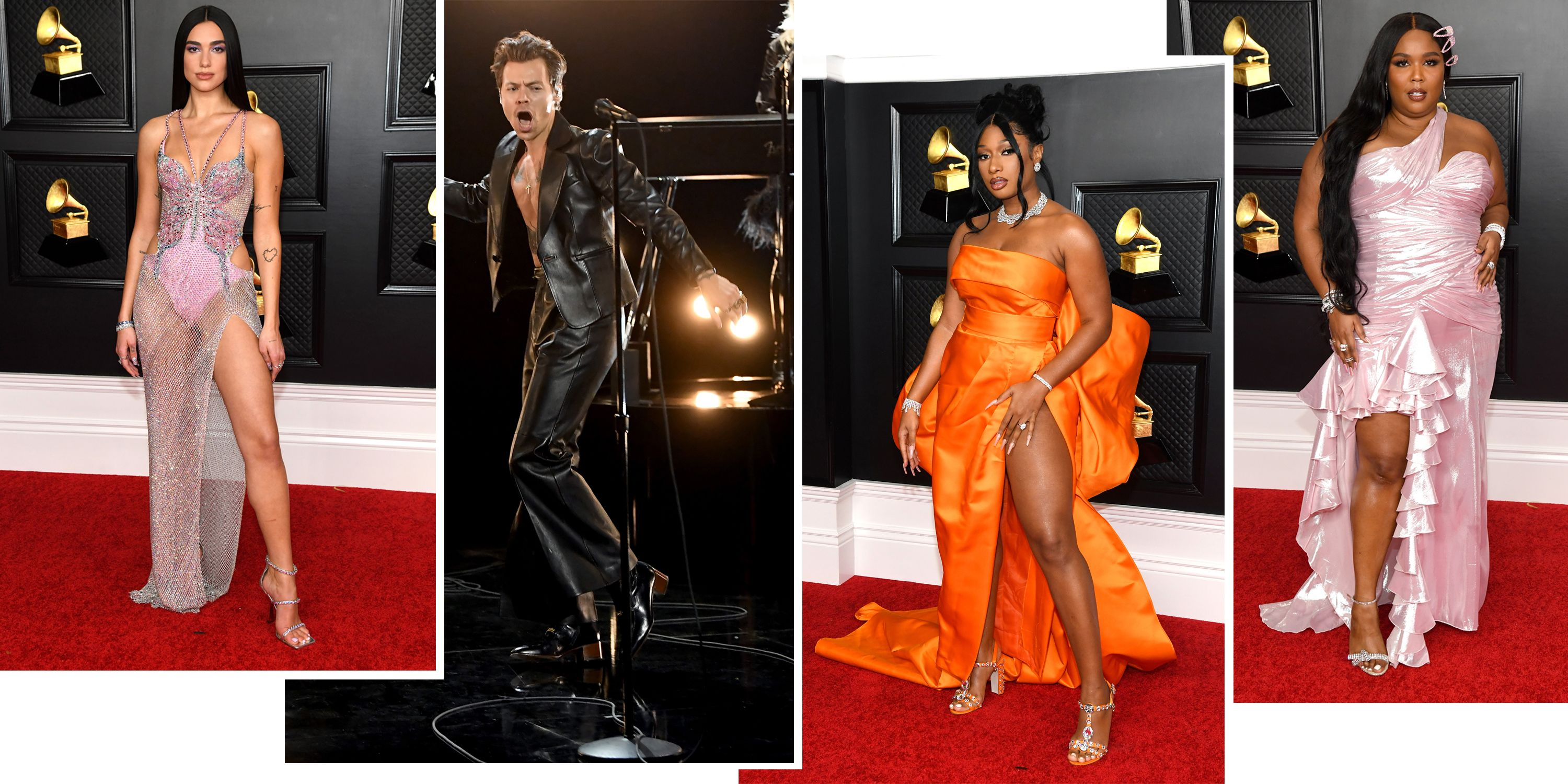 The 10 Best Dressed at the 63rd Annual Grammy Awards