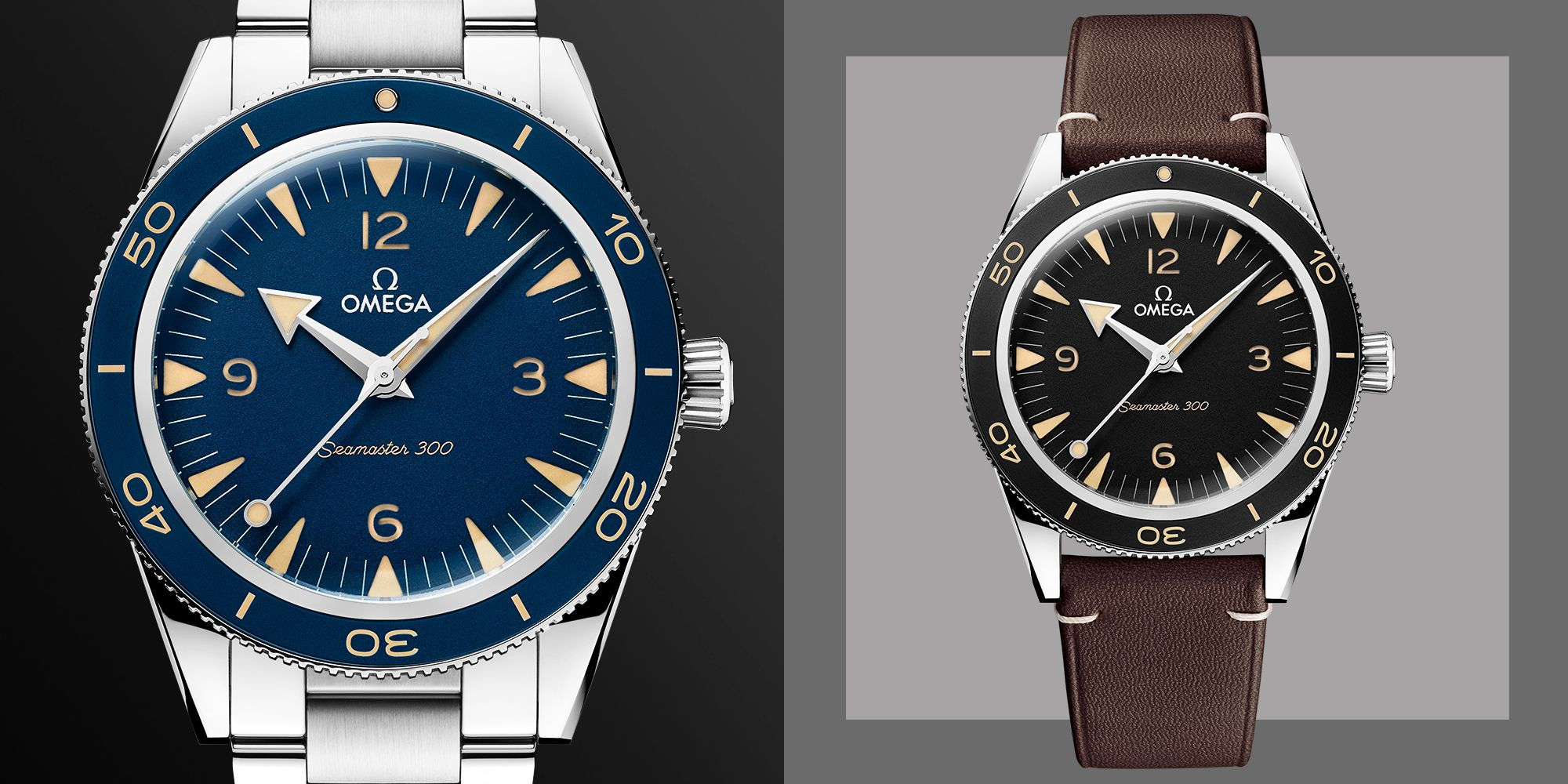 It's Pretty Much Impossible to Pick the Best of Omega's New Seamaster Watches