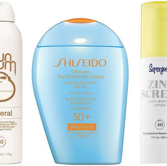 best zinc oxide sunscreens