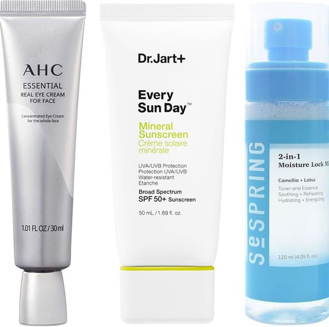 k beauty skincare