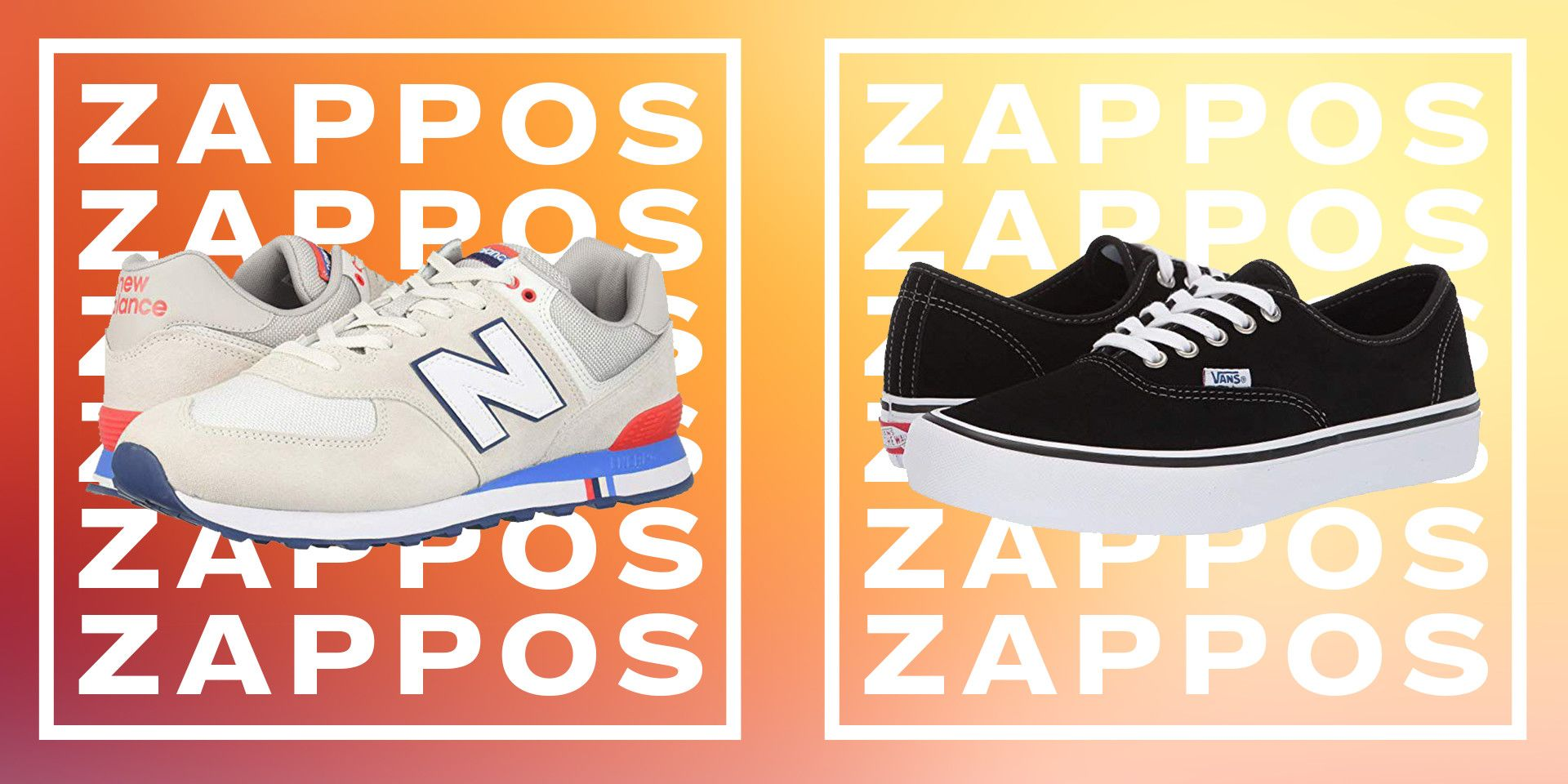 The Best Sneakers to Shop at the Gigantic Zappos Shoe Sale