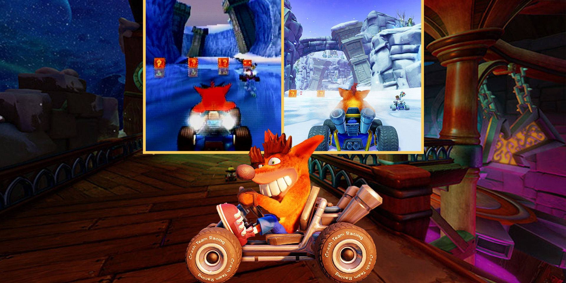 Crash Team Racing Nitro-Fueled Review - Crash Bandicoot Video Game