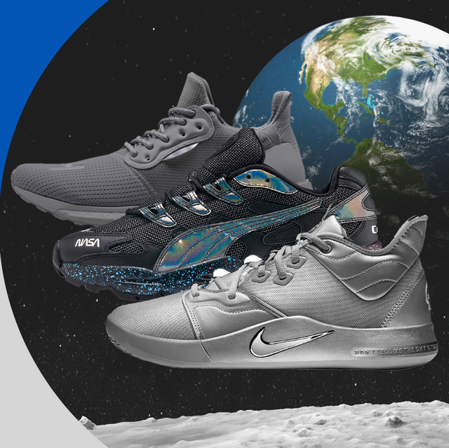 Adidas reveals sneakers inspired by vintage NASA space suits