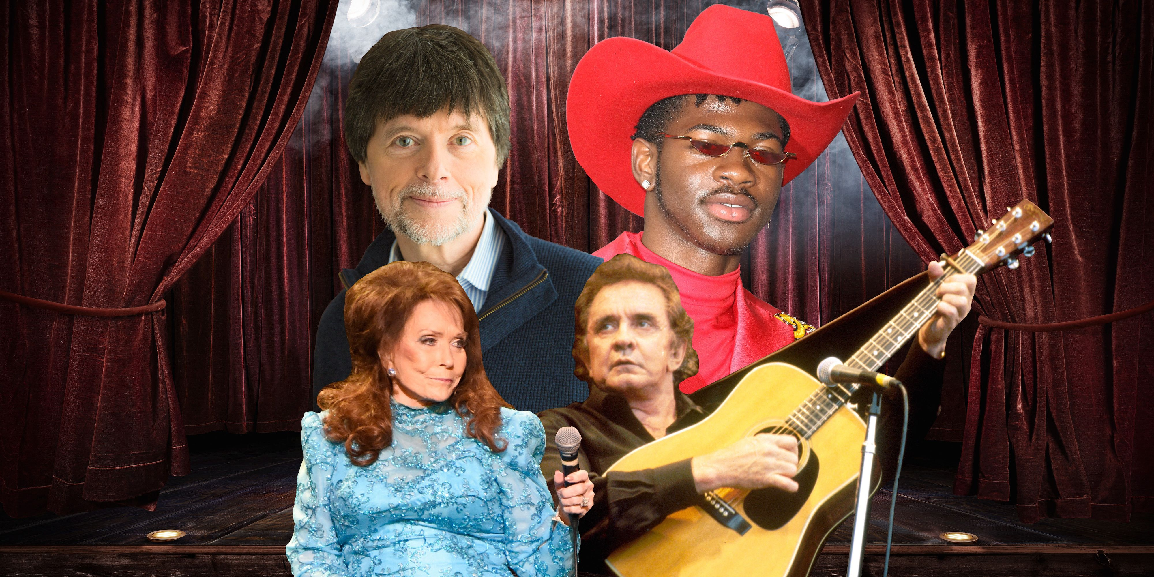 For Ken Burns, Country Music Tells the Story of Race, Class, and Inclusion in American History