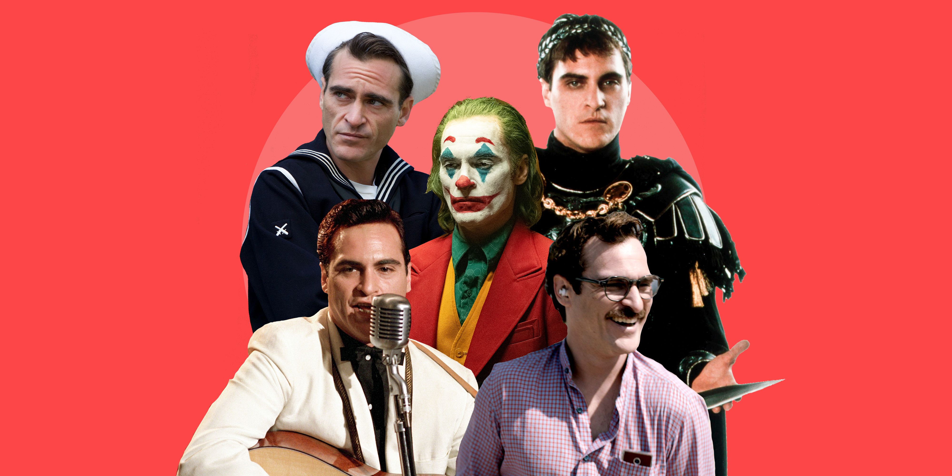 Every Joaquin Phoenix Movie, Ranked From Worst to Best