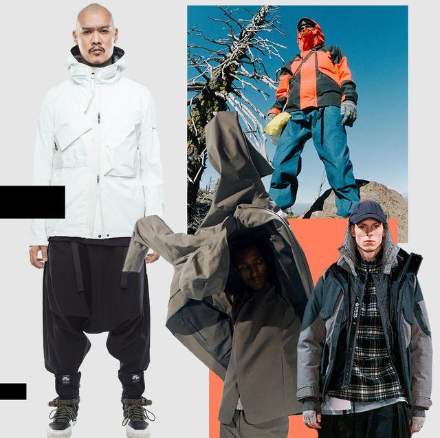 Fashion, Workwear, Jacket, Outerwear, Denim, Fashion design, Jeans, Style, Illustration, Costume design,