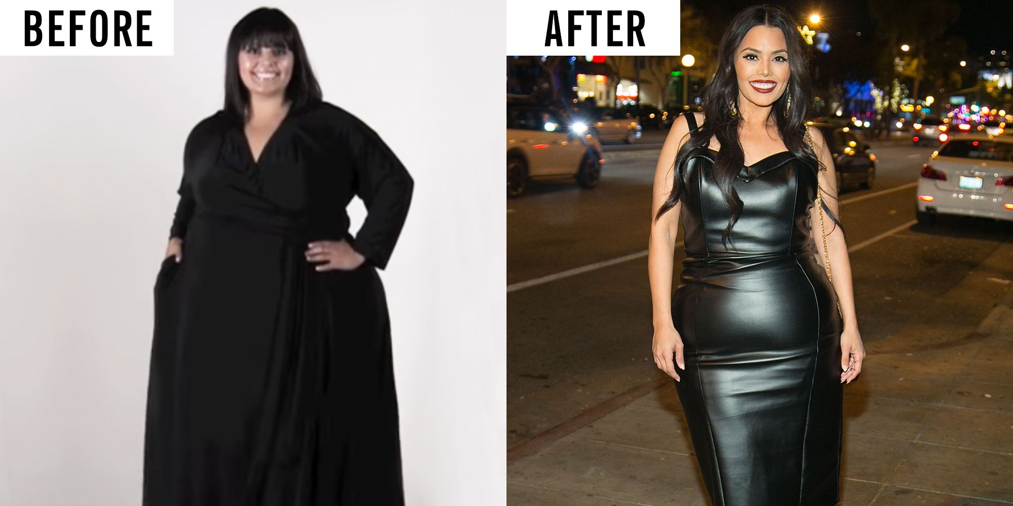 Plus Size Model Rosie Mercado On What It S Really Like To Lose 250 Pounds