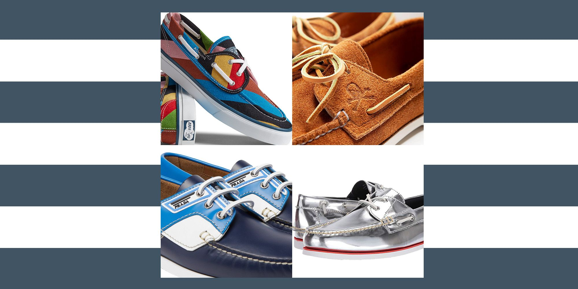 Boat Shoes Are Cool Again? Yep, Boat Shoes Are Cool Again.