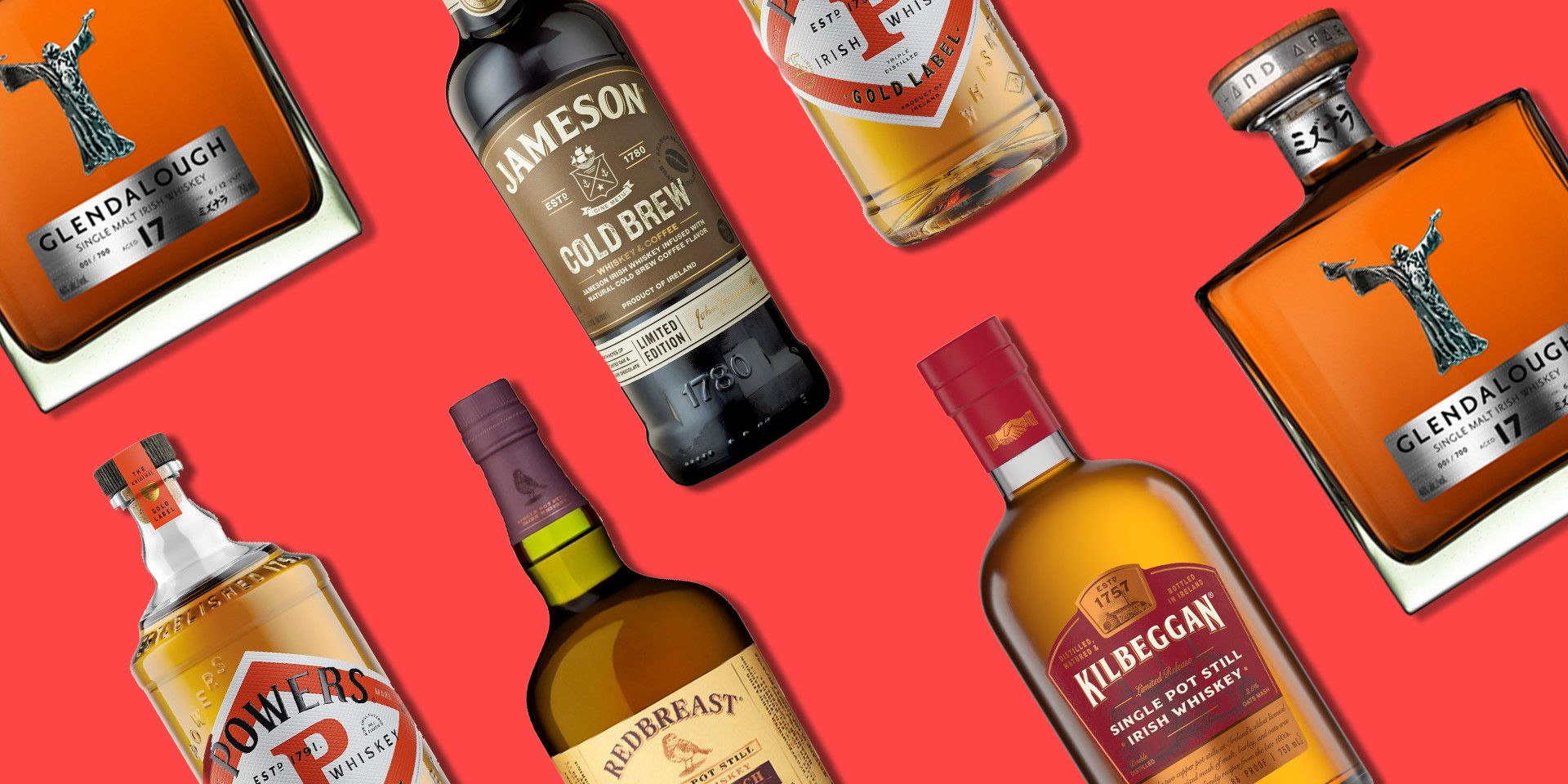 13 Best Irish Whiskeys To Drink In 2021 New Irish Whiskey Bottles