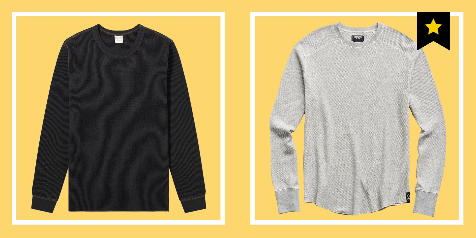 Thermal Shirts Are Your Transitional Weather Style Solution