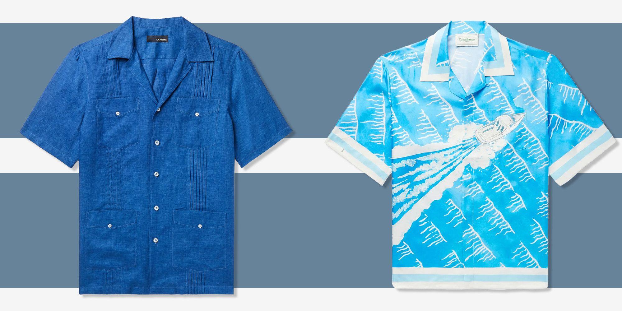 The 10 Best Short Sleeve Summer Shirts for Men 2020 Best
