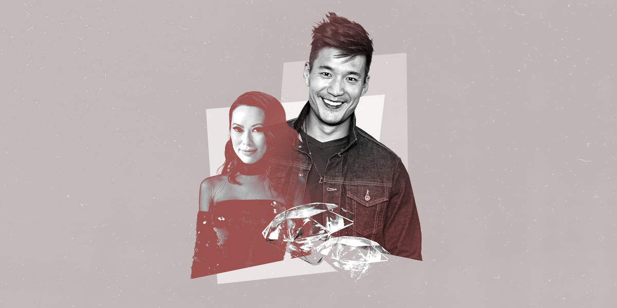 www.harpersbazaar.com: Bling Empire and the Energizing Potential of Asian-American Mediocrity
