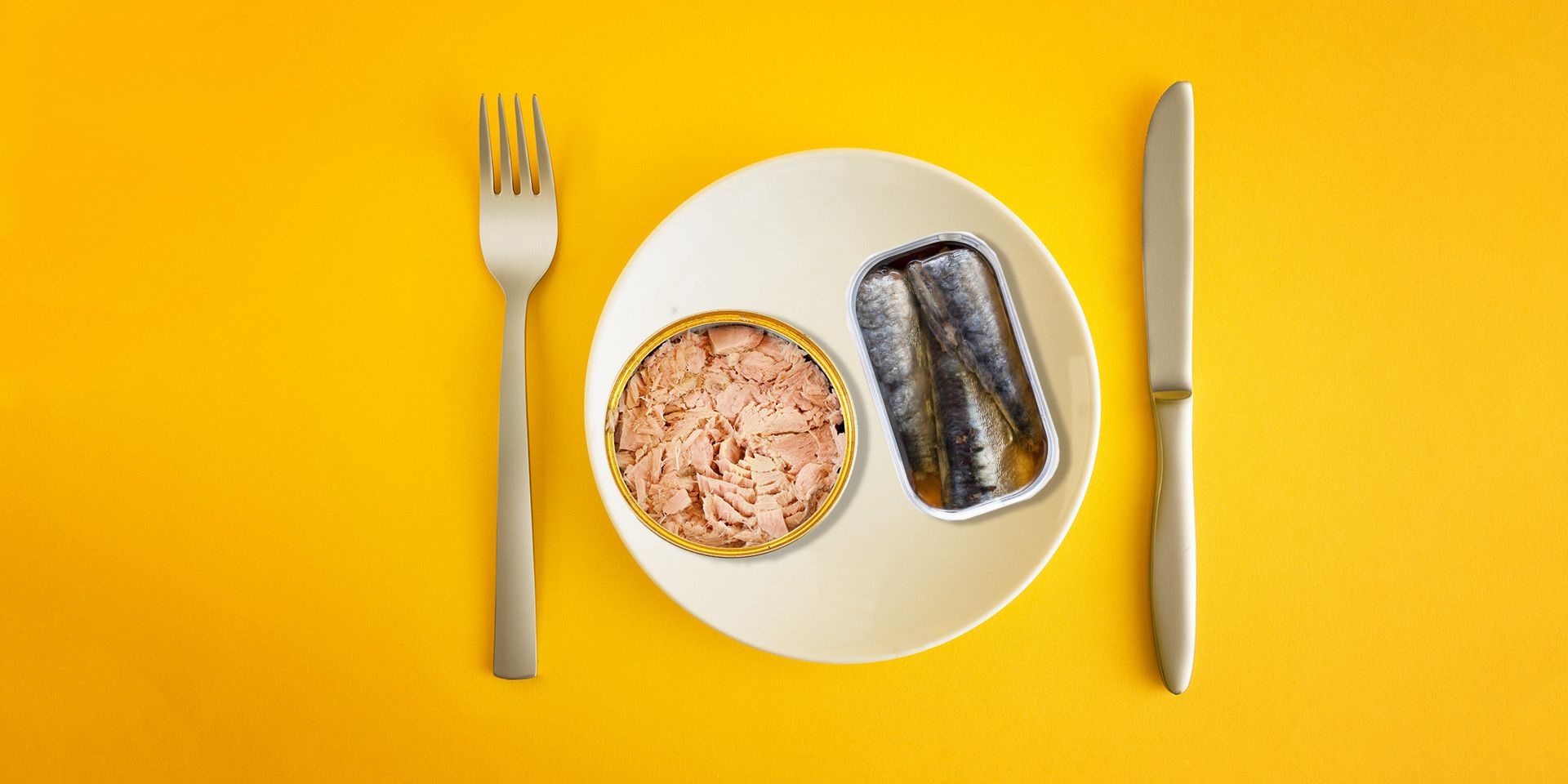 How to Make an Easy, Not-Boring Lunch With That Can of Tuna in Your Pantry