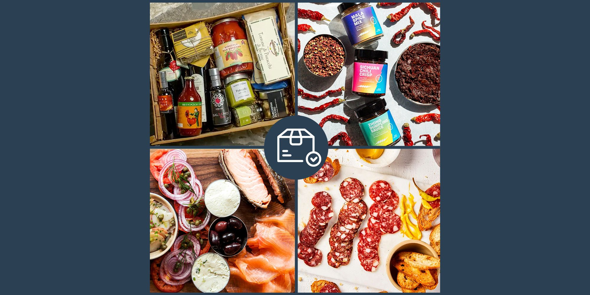 12 Mail-Order Food Sites That'll Help You Pack Your Kitchen With Interesting Ingredients