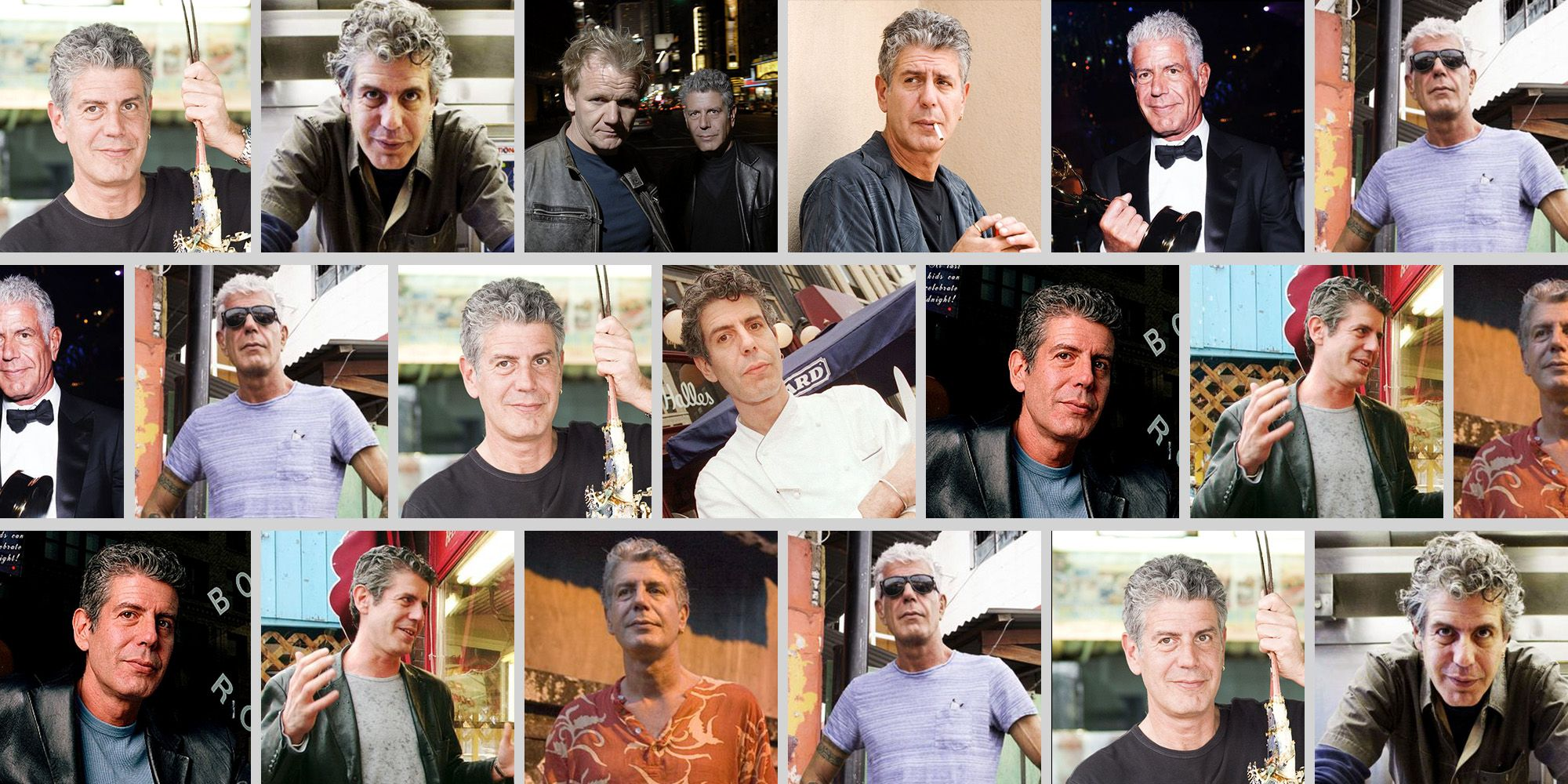 """He Relished in the Ugly"": Esquire Reflects on the Anthony Bourdain Moments That Stick With Us"