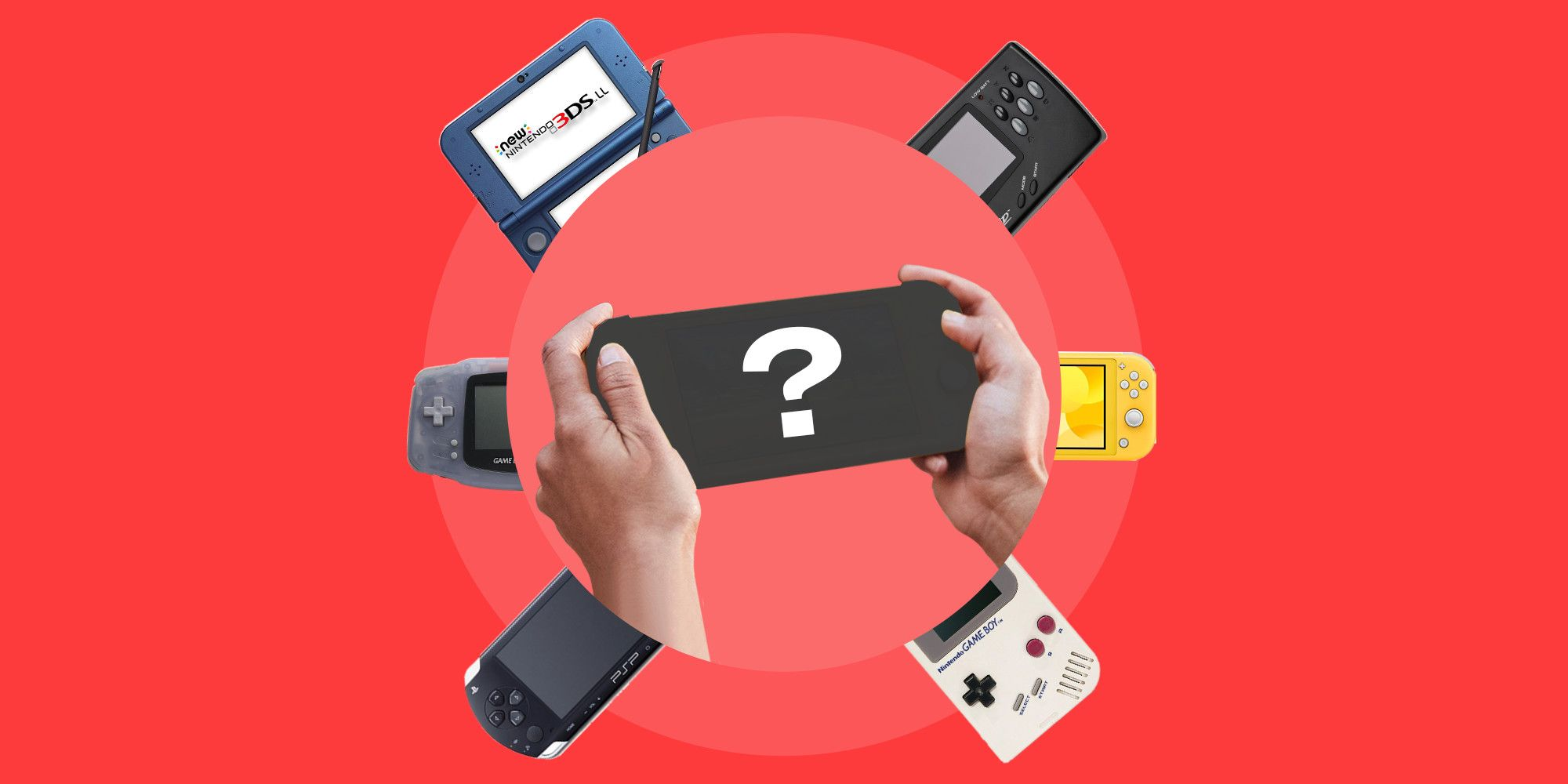 The 10 Best Handheld Game Consoles of All Time, Ranked