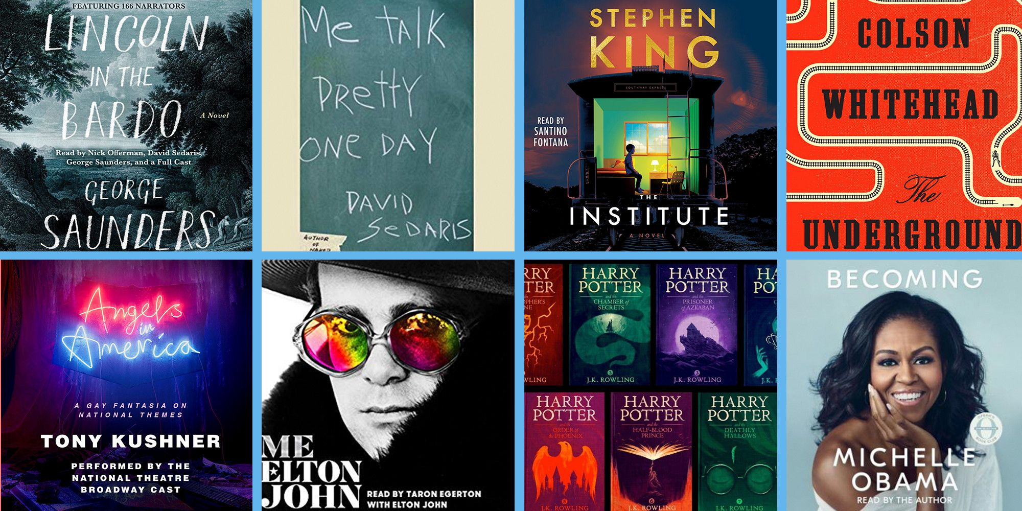These Are the Best Audiobooks For Readers On the Move