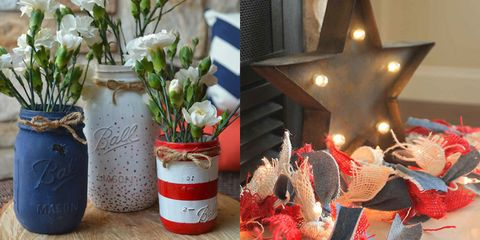 16 Festive 4th of July Decorations That'll Show Off Your Pride