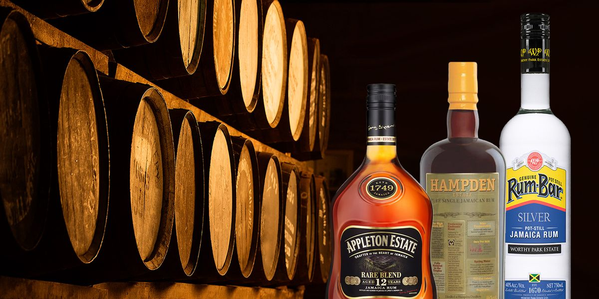Why Jamaican Rum Is The Best Kind Of Rum To Drink