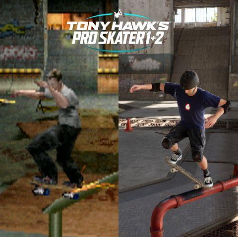 tony hawk pro skater 1  2 remaster
