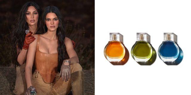 kendall jenner perfume kkw fragrance with kim kardashian