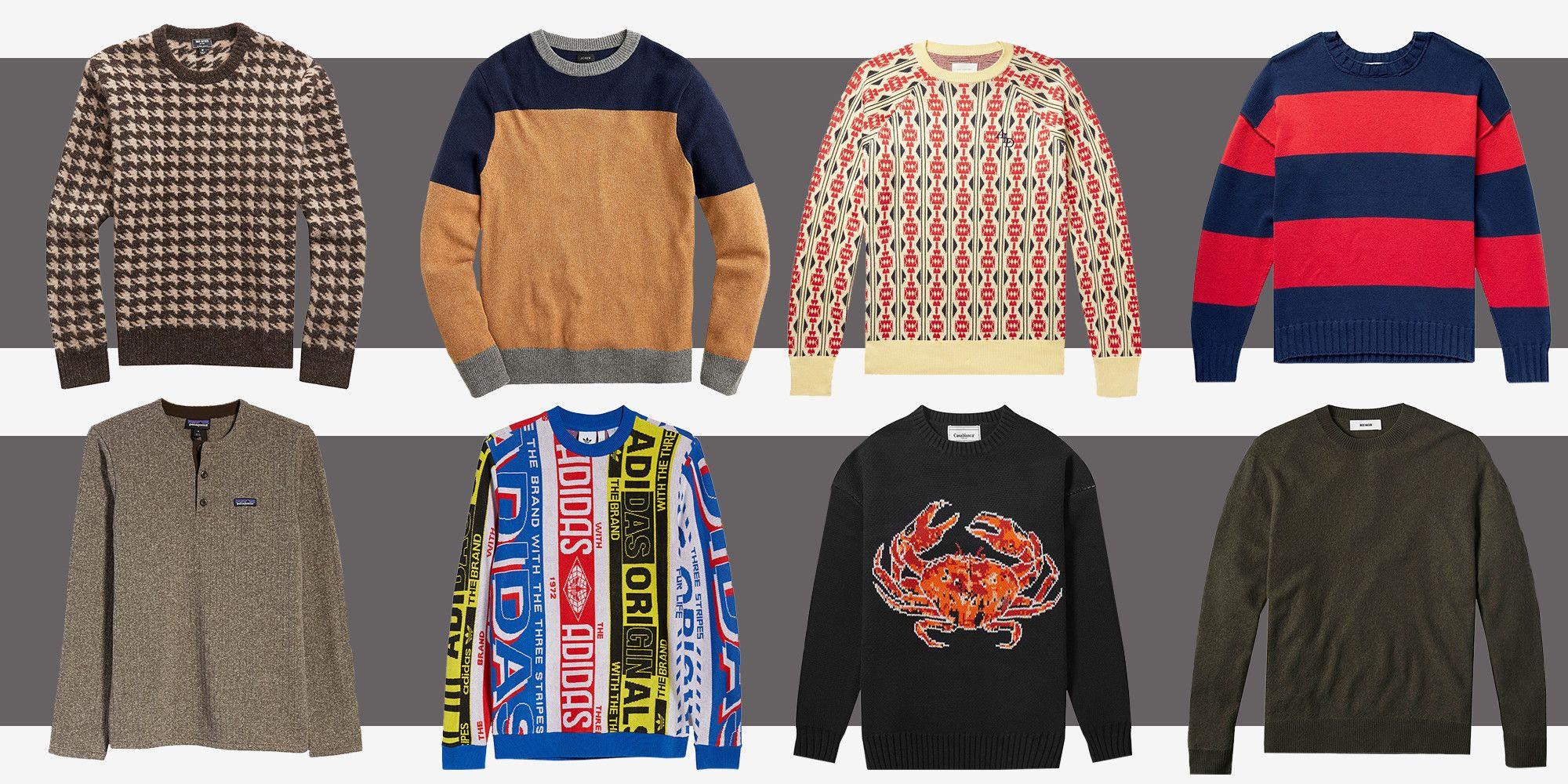 25 Winter Sweaters Every Man Should Own 2020 , Best Men\u0027s
