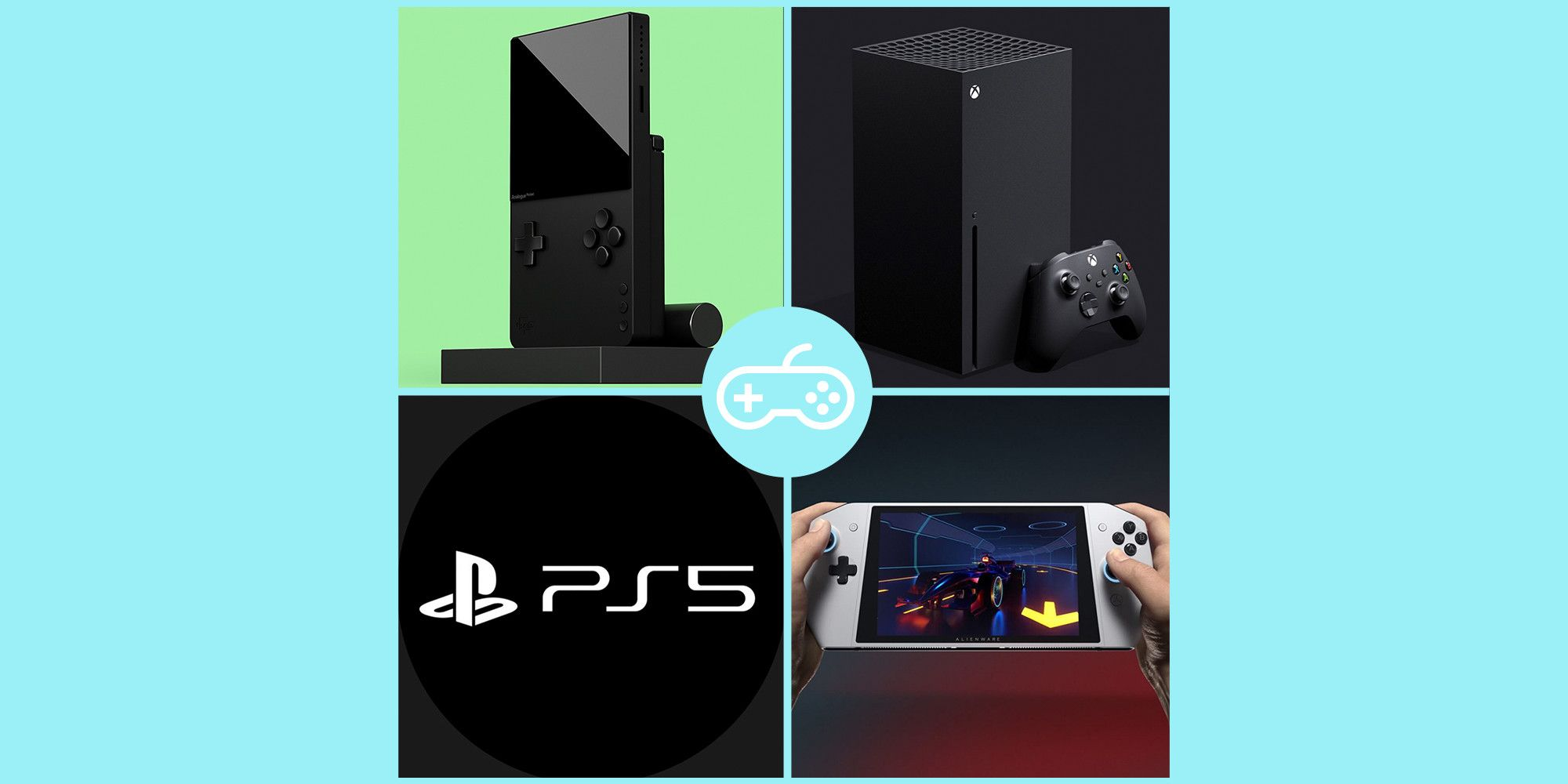 The 16 Best Video Game Consoles of 2020, New and Not So New