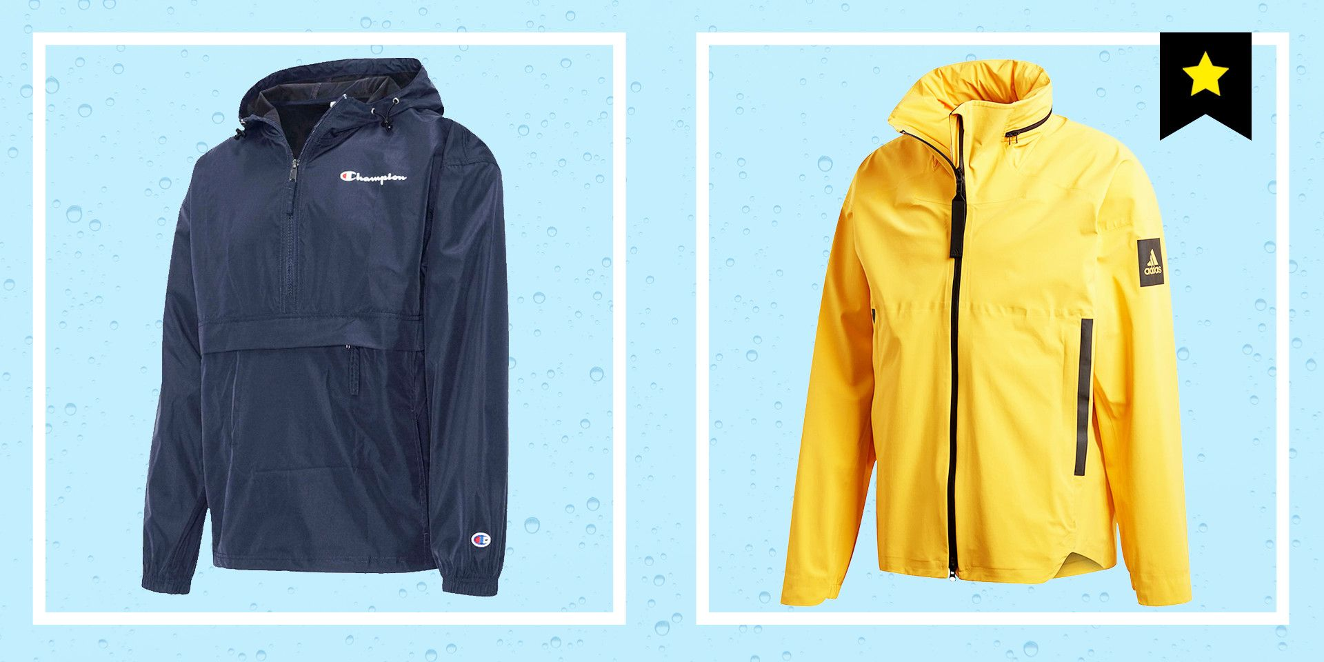 The 13 Best Weatherproof Jackets for Running in the Rain