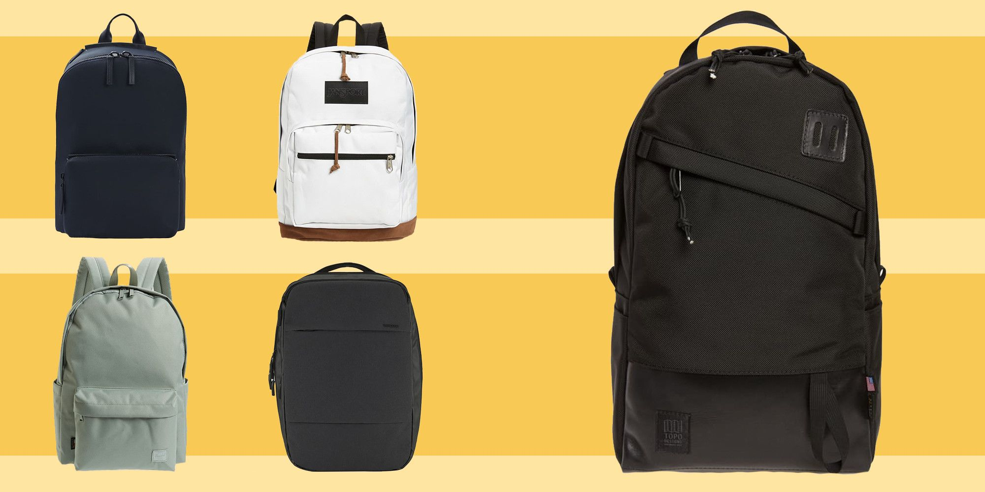 13 College-Friendly Backpacks That You Can Still Use When You Graduate