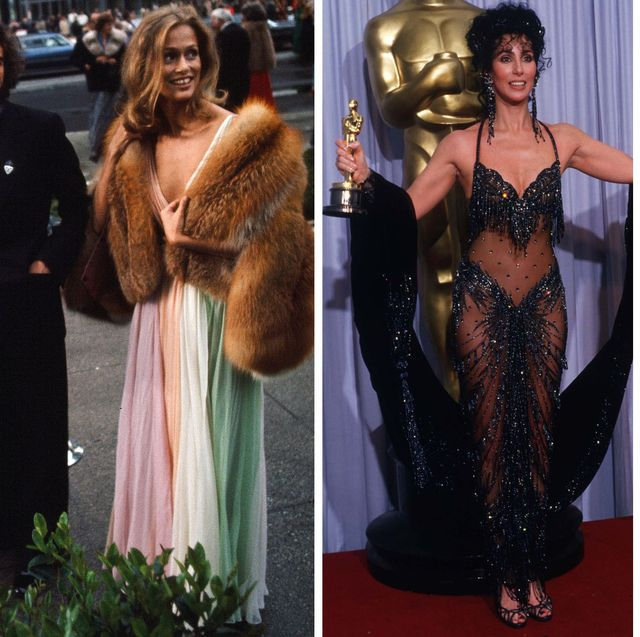 best oscars dresses red carpet looks of all time