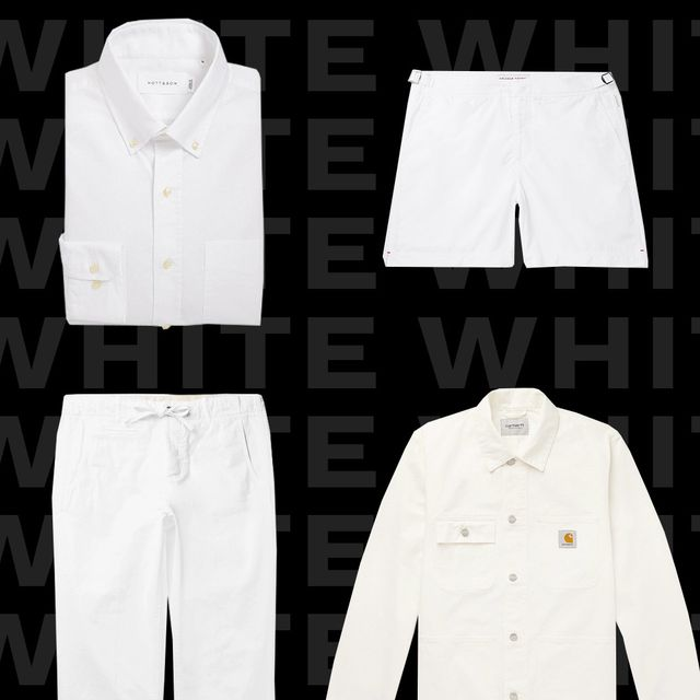 You Can Wear White After Labor Day White Summer Clothes For Men