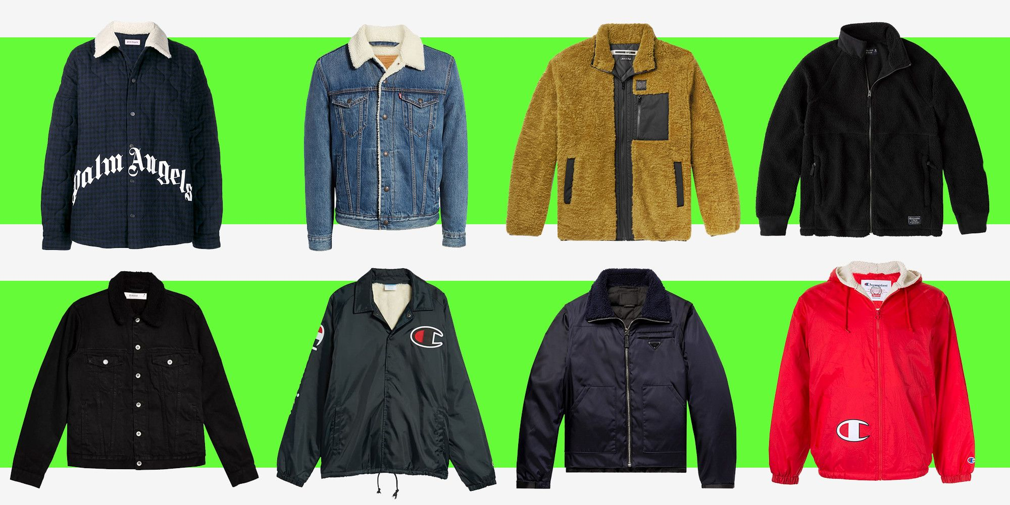 The 11 Best Sherpa Jackets to Buy Before Fall Arrives