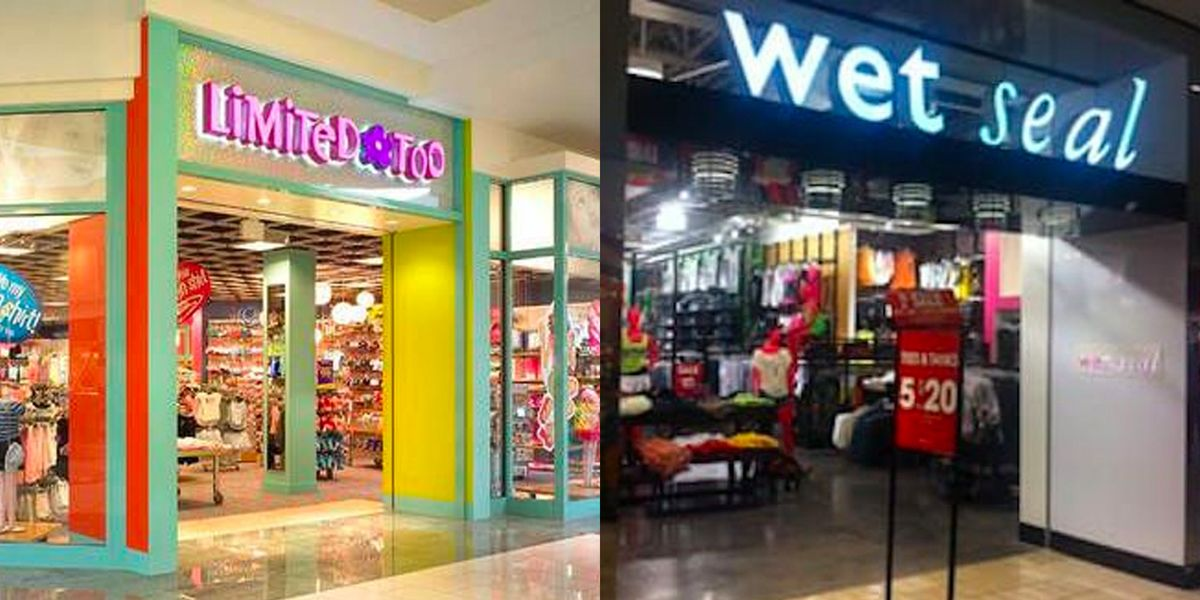 All the Stores You Loved in the '90s That No Longer Exist