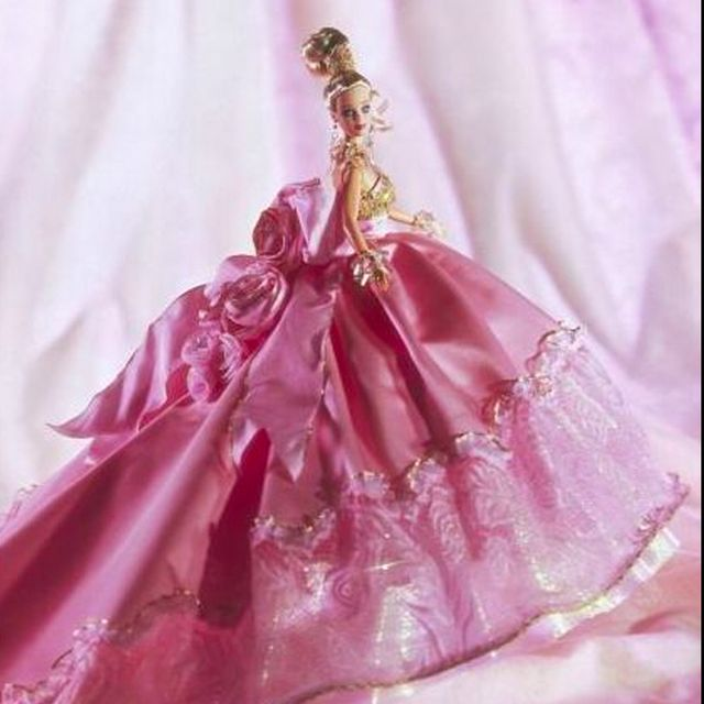 Pink, Product, Doll, Playset, Play, Magenta, Barbie, Toy,