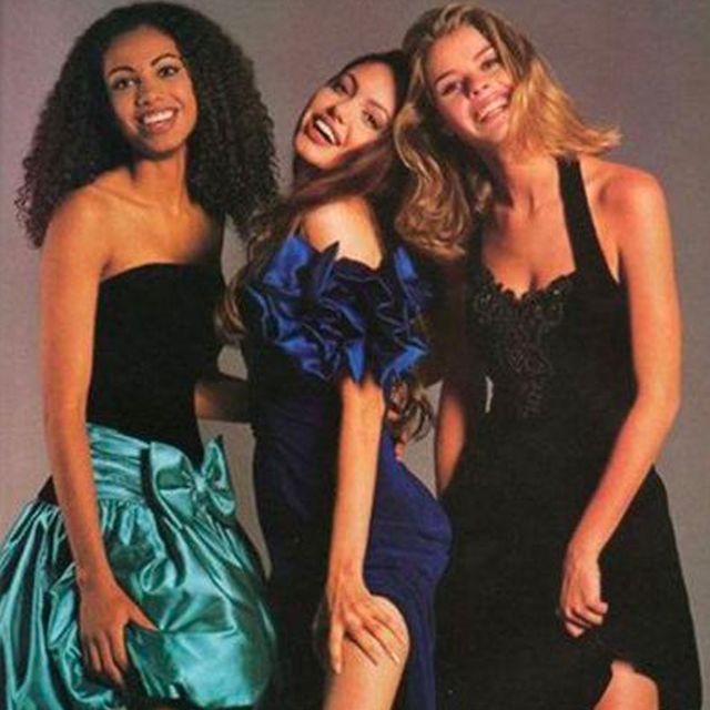 actors who were models
