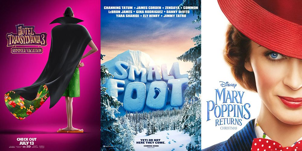 15 Best Kids Movies of 2018 So Far - Top Kids Films Coming Out This Year